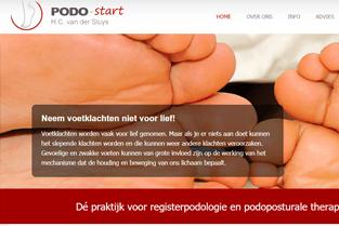 podo-start